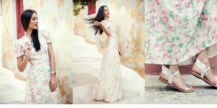 11e43b90c47 Платья 2014 весна лето на каждый день от модных блогеров. Обсуждение на  LiveInternet - Российский Сервис Онлайн-Дневников