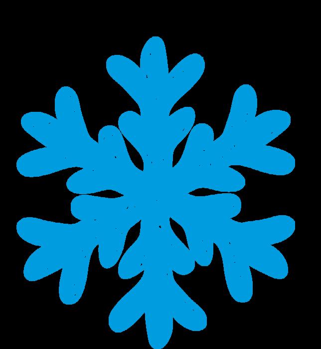 Снежинка картинка детская