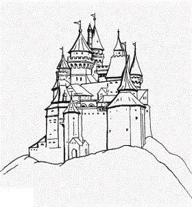 замки и дворцы раскраски для детей и взрослых обсуждение