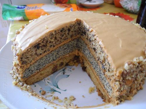 торт опиум рецепт с фото пошагово