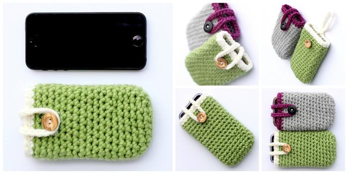 Вязание чехлов своими руками