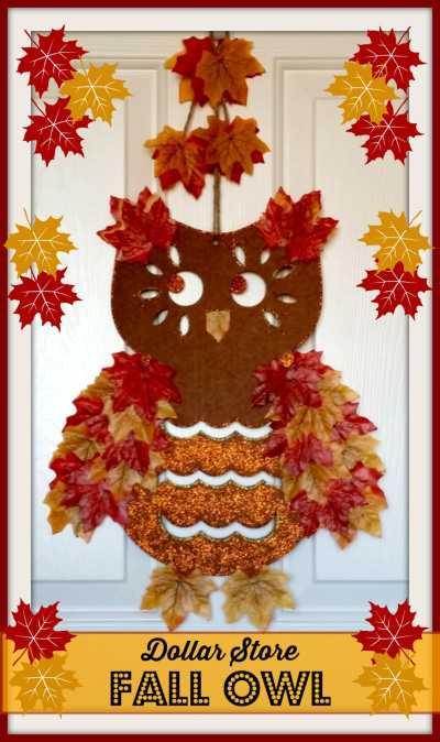 Dollar-Store-Fall-Owl1 (1) (400x674, 303Kb)