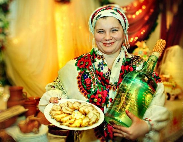 Русские в загуле фото баб