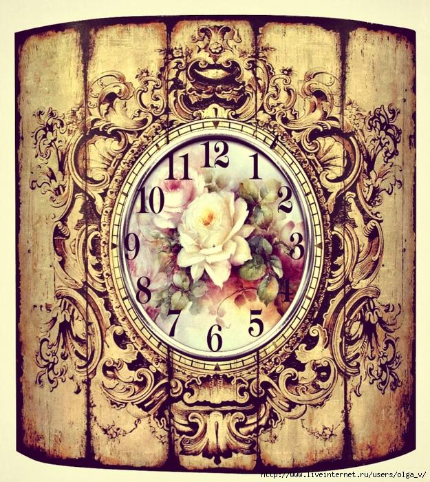 мега картинки циферблатов часов для декупажа нашем фильме алексей