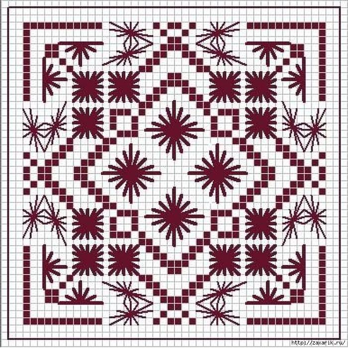 Схемы вышивки крестом бесплатно 64