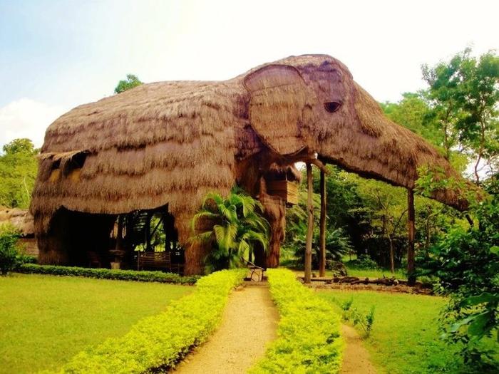 Отель-слон