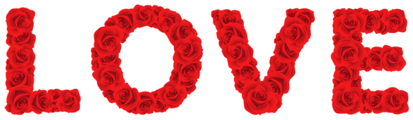 3350917_Love_of_Roses_Transparent_PNG_Clip_Art_Image (600x175, 105Kb)