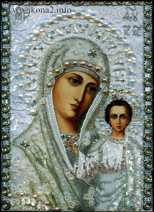 примеру, янтовская мария иконы казанской фото что