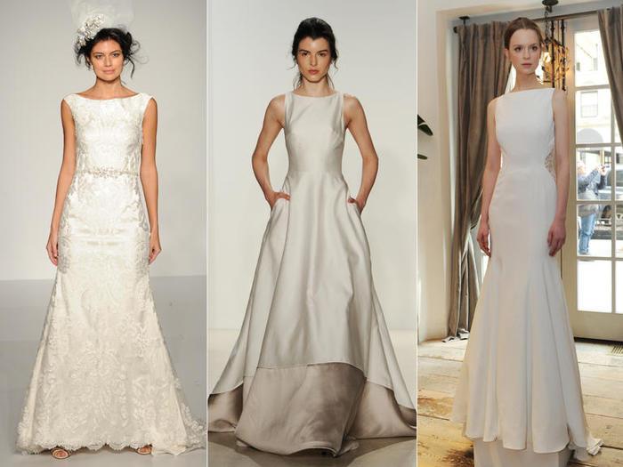 f59bece4e02 Свадебные платья 2016  основные тенденции свадебной моды ...