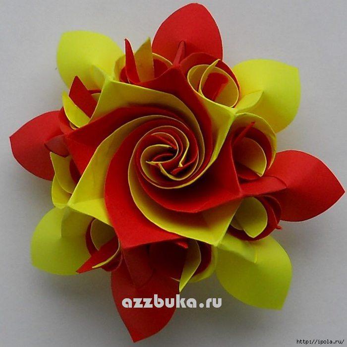 Подарок на 8 марта цветы своими руками фото 726