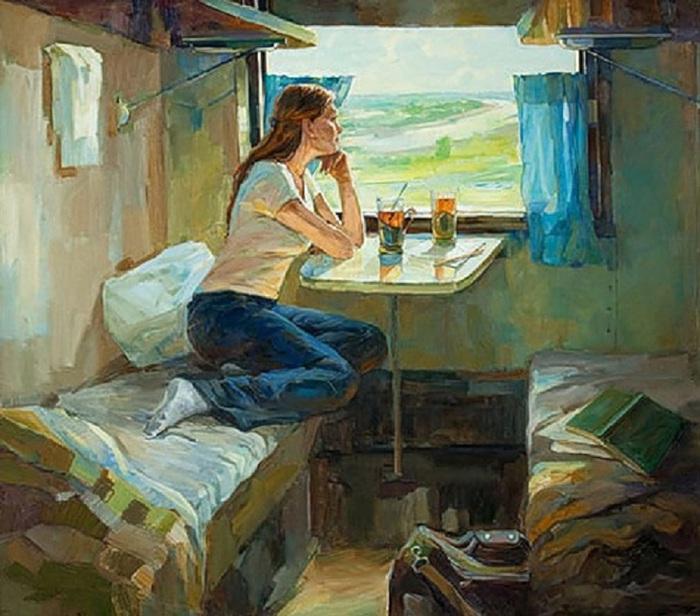 женщина в живописи Самое интересное в блогах Татьяна Мячкина Россия