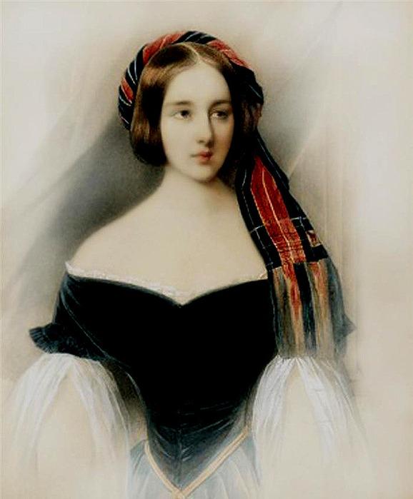 гончарова наталья жена пушкина фото