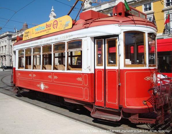старинные фото трамваи