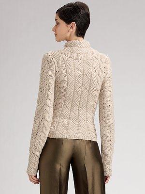 новинки моды и стиля вязаные пальто кардиганы клуб осинки