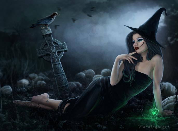 ведьмы | Записи с меткой ведьмы | Ф О Т О Г Р А Ф SDeria ...