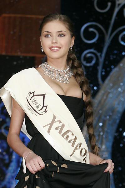 Мисс россия 2005 александры ивановской порно
