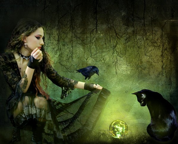 Боевая магия для сексуального воздействия