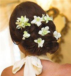Флердоранж как букет невесты — photo 14
