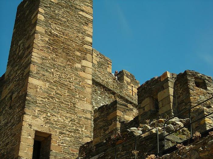 Понферрада (Castillo de Ponferrada) - Замок тамплиеров 65714