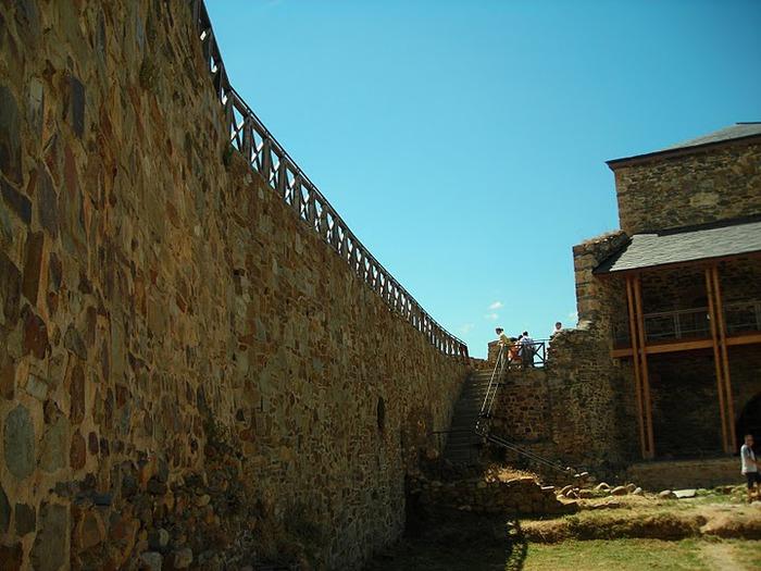 Понферрада (Castillo de Ponferrada) - Замок тамплиеров 42070
