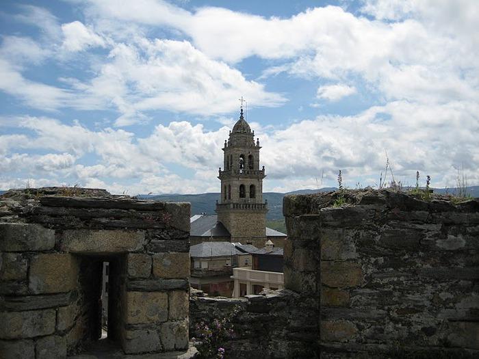 Понферрада (Castillo de Ponferrada) - Замок тамплиеров 44072