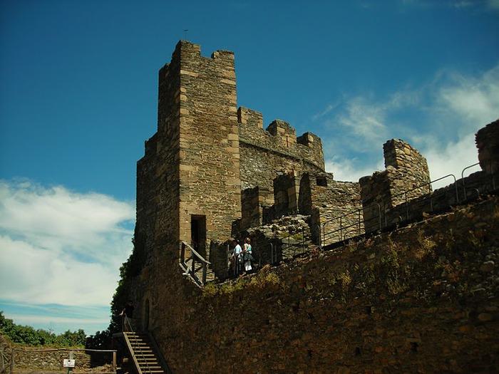 Понферрада (Castillo de Ponferrada) - Замок тамплиеров 62257