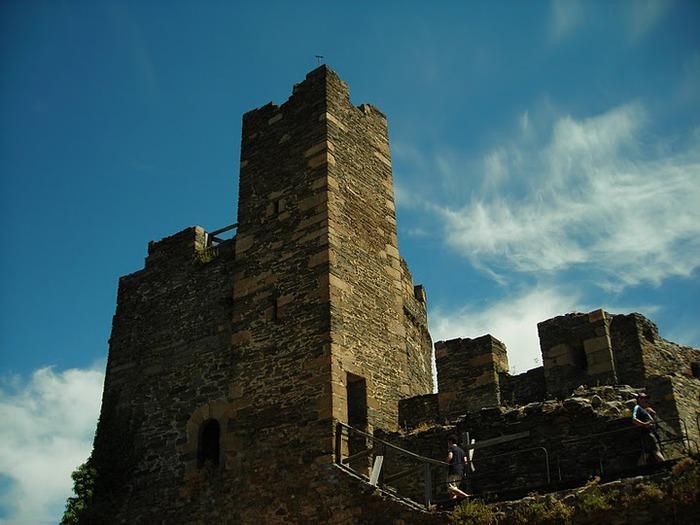 Понферрада (Castillo de Ponferrada) - Замок тамплиеров 85646
