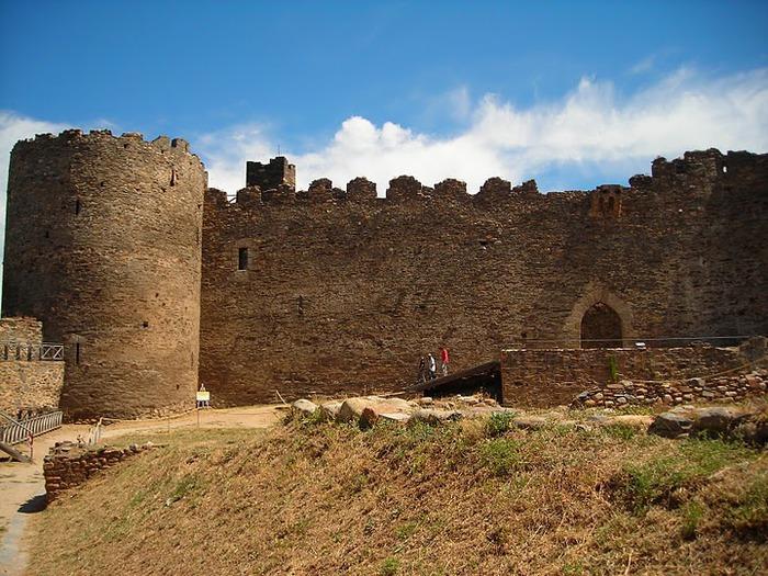 Понферрада (Castillo de Ponferrada) - Замок тамплиеров 86698