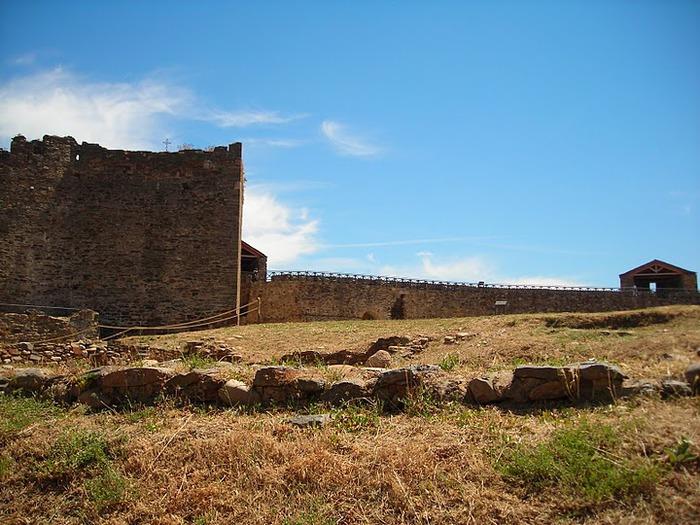 Понферрада (Castillo de Ponferrada) - Замок тамплиеров 48221
