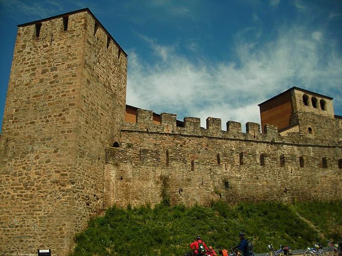 Понферрада (Castillo de Ponferrada) - Замок тамплиеров 92444
