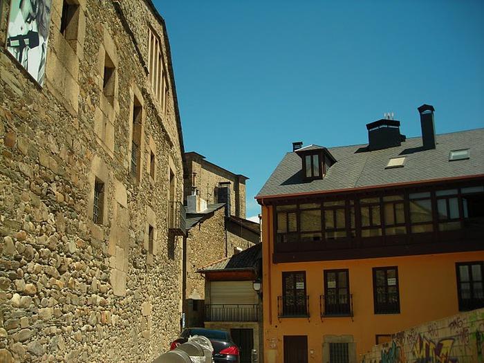 Понферрада (Castillo de Ponferrada) - Замок тамплиеров 56350