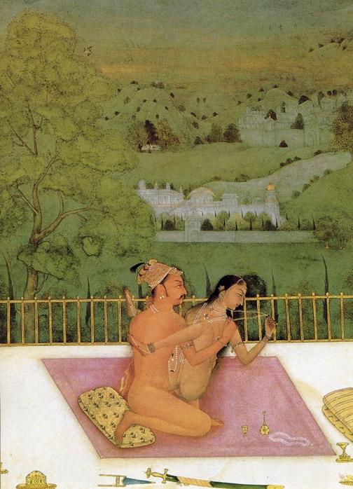 Секс древней индии