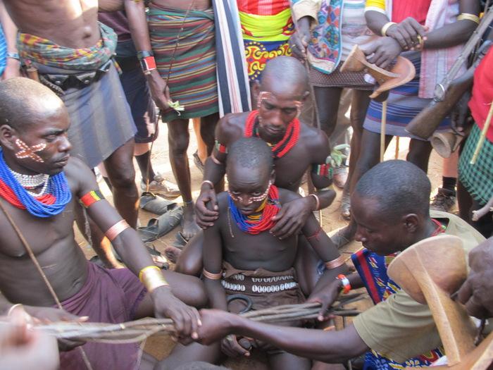 Гомосексуализм в африке