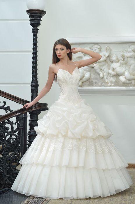 СП-425 р-р 46 Свадебные платья, свадьба, платья, свадебные аксессуары...