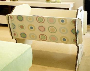 Re: Мастерим мебель из картона (схемы, выкройки, рекомендации.