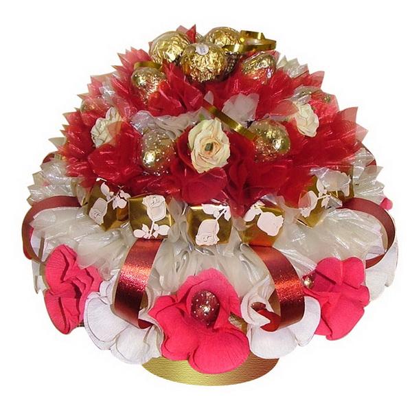 поздравления к подарку конфетный букет для удаления зубов