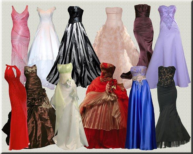 Вечерние платья - 64941204_SHablonuy_Platya