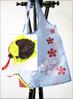 Вот выкройка для милых плоских мягких совят. источник. сумка авоська выкройка - Стильные сумки.