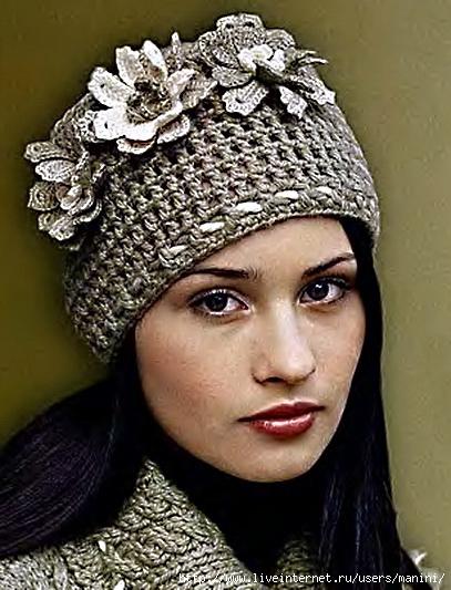 1182 работ Метки. вяжем шапочку; вязаная шапочка; вязание шапок; схемы.
