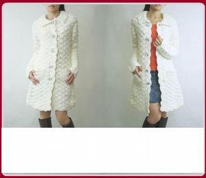 Рхема 1 - вязание крючком пальто схемы бесплатно.  Куплю женское.