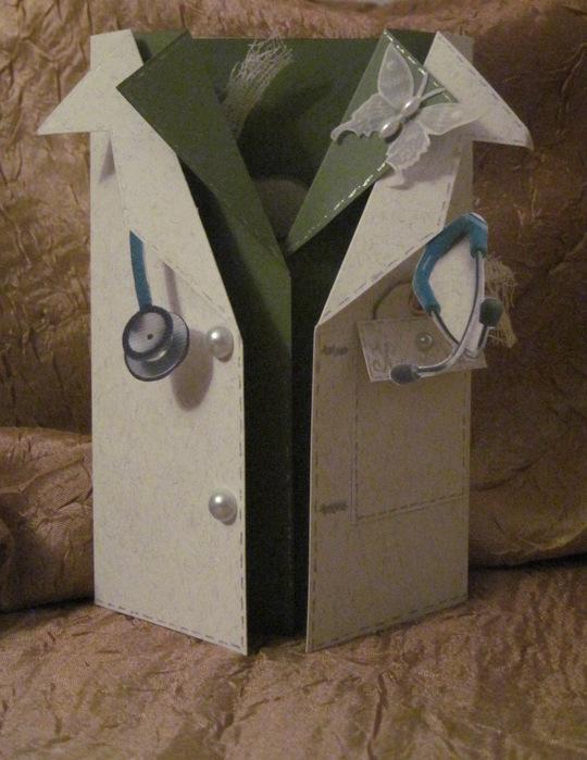 Понимание картинки, открытка для медсестры скрапбукинг