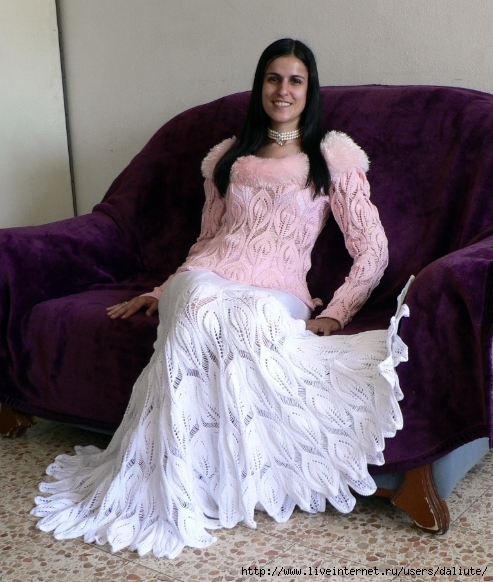 Теги: вязаные юбки вязание крючком вязаная юбка для девочки как.
