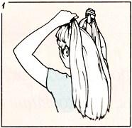 YouTube - Учимся заплетать косы. учимся заплетать косички.