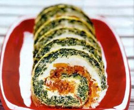 закуски из слоеного теста для праздничного стола с фото, слоеный салат...