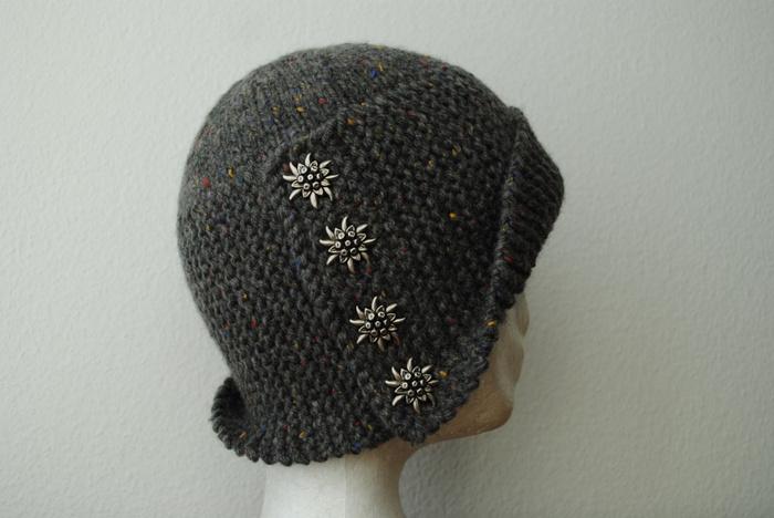 Шляпка - шапка робин гуд мастер класс для начинающих #6