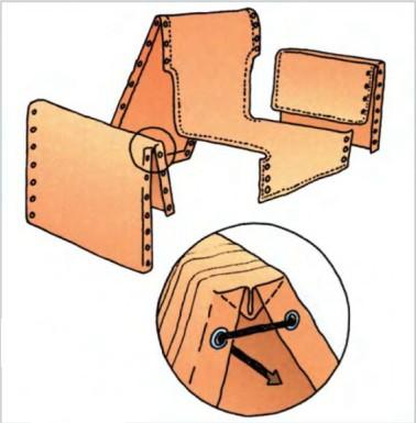 выкройки чехлов на стулья - Сумки.