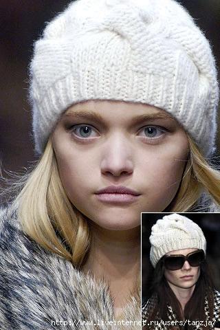 Рхема 16 - схемы вязания шапок для женщин, модели вязаных шапок и...