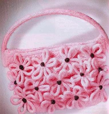Описание: сумки вязание спицами схемы Схемы и.