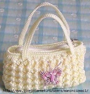 Уровень сложности вязаной сумки спицами: следующий шаг в вязании.