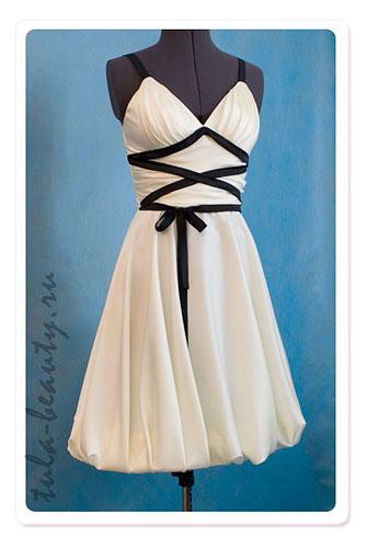 Модные платья для выпускного вечера - фото - Не для галочки...